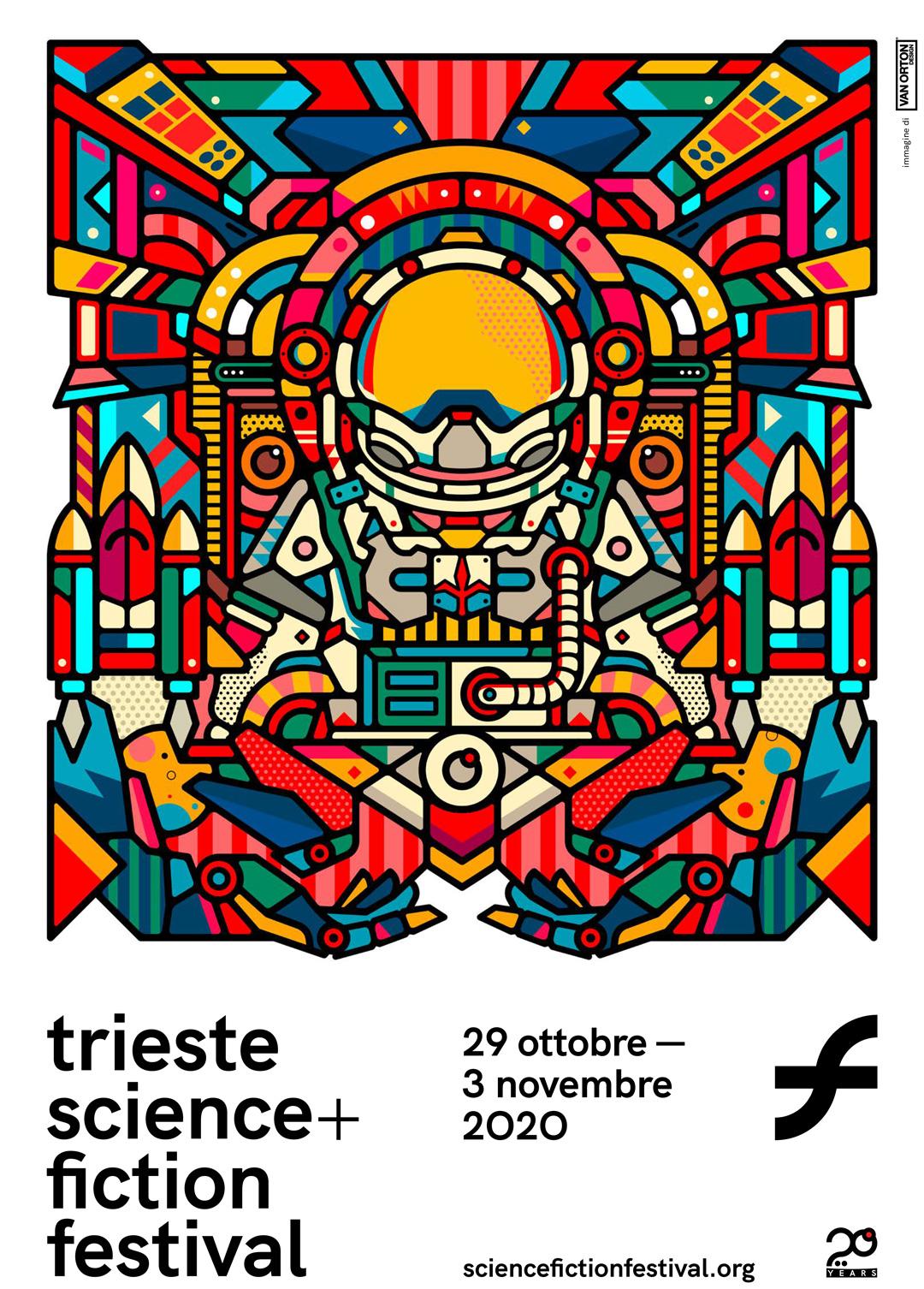 TS+FF20-Trieste-Science+Fiction-Poster-2020-by-Van-Orton-WEB